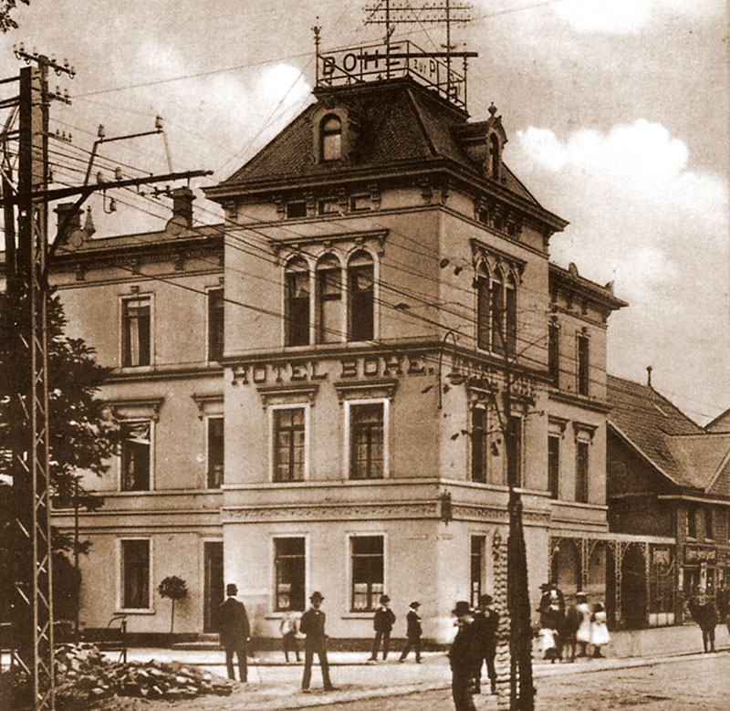 Hagener Straße 1 Bohe