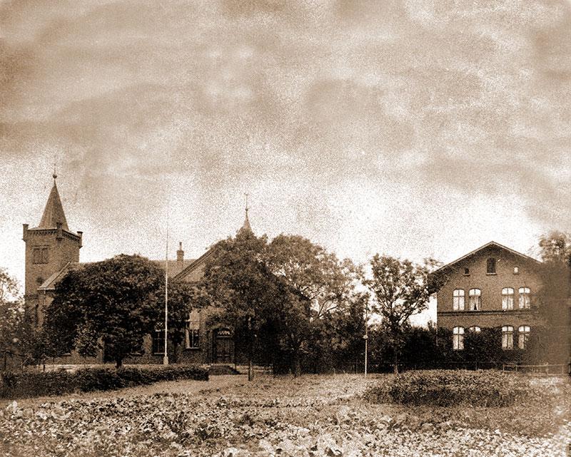 Alte evangelische Kirche