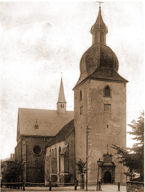 Alte Kilianskirche