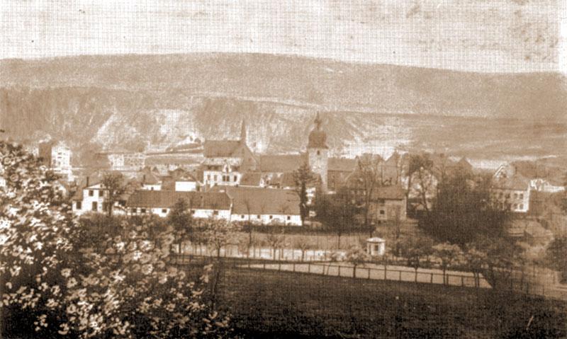 Haus Letmathe - alte Kilianskirche