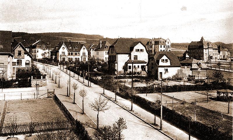 Friedensstraße - Letmathe
