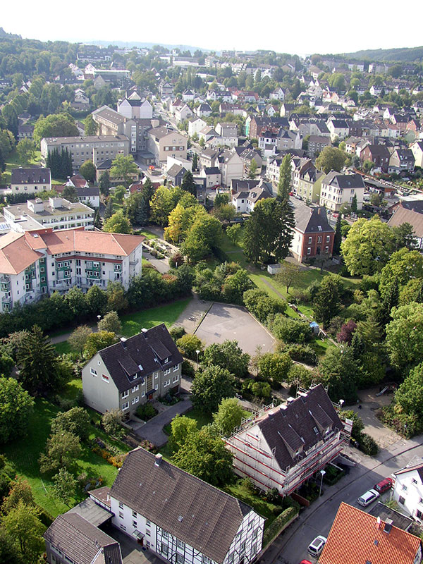 Altenheim - Krankenhaus - Oberdorf