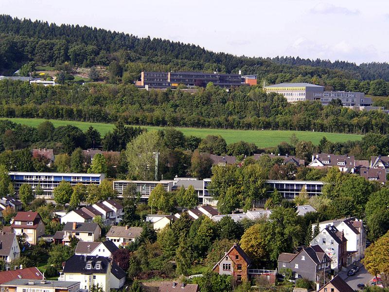 Kilianschule - Brabeckschule - Berufskolleg für Land- und Gartenbau - Schulzentrum Humpfert - Gymnasium