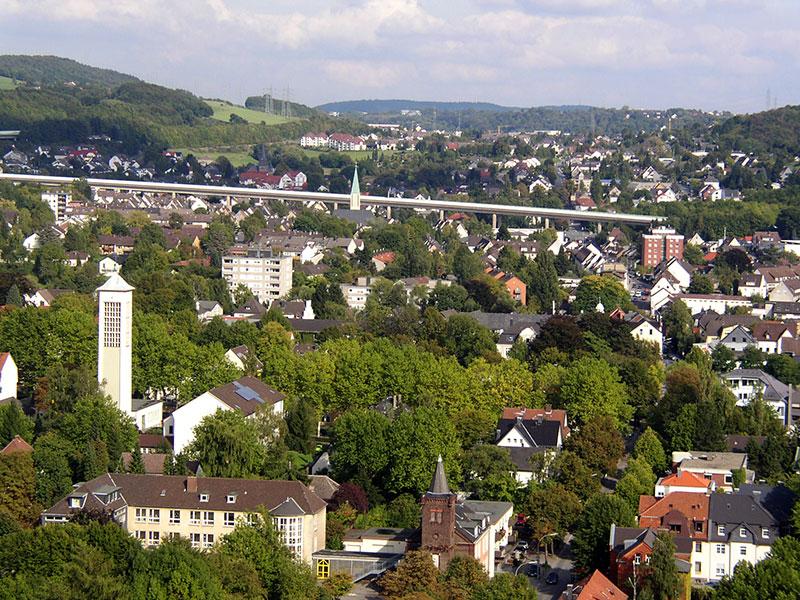 evangelische Kirche - Oestrich
