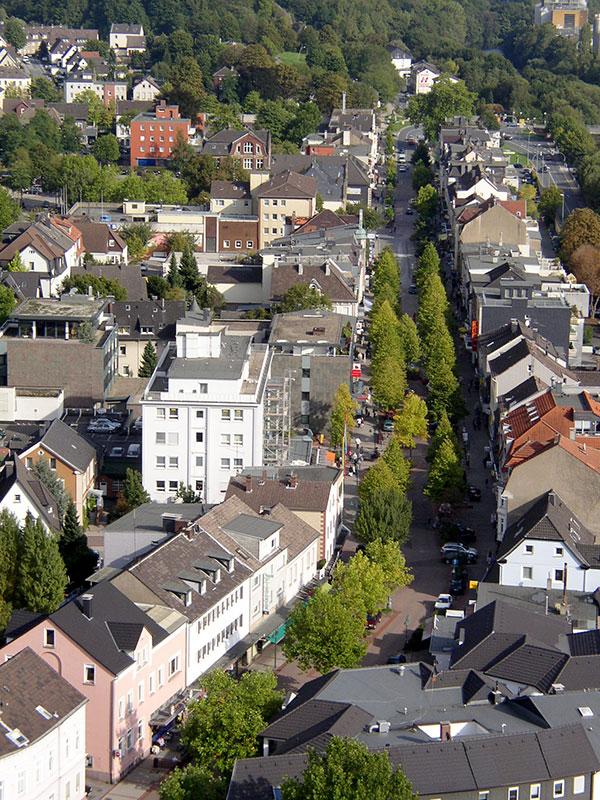 Innenstadt - Hagener Straße