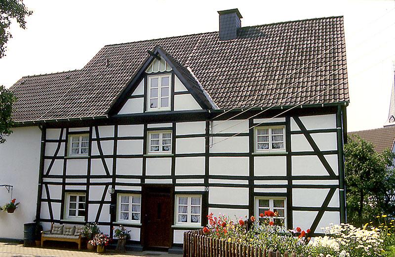 Haus der Familie Geitmann
