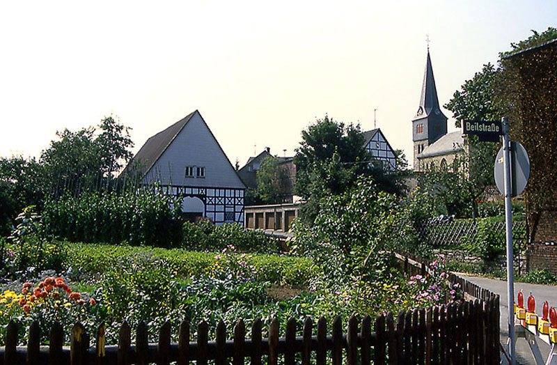 Oestrich Hof der Familie Theile-Jacobs