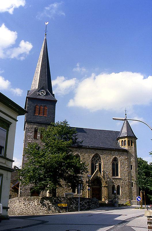 Evangelische Kirche Oestrich