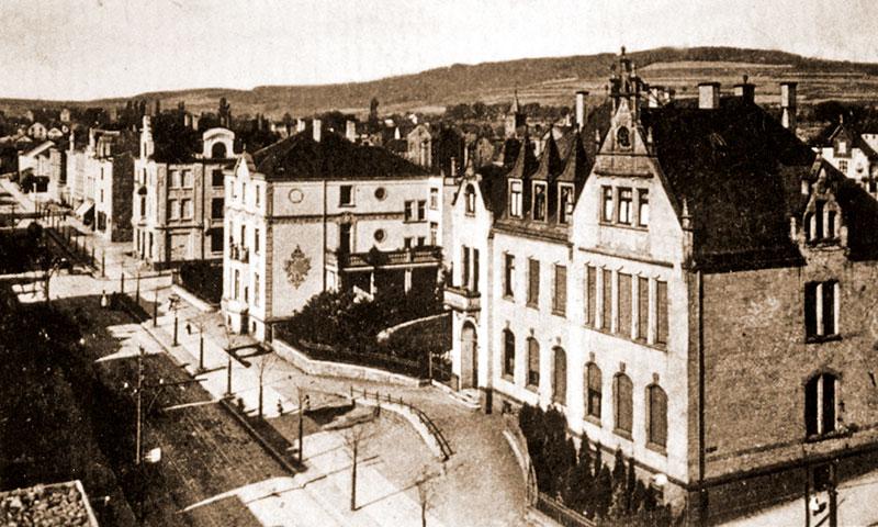 Hagener Straße 20 Rathaus