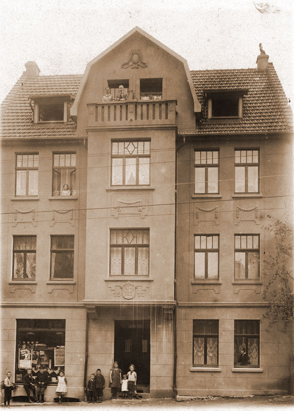 Hagener Straße 115-117 von-der-Brake