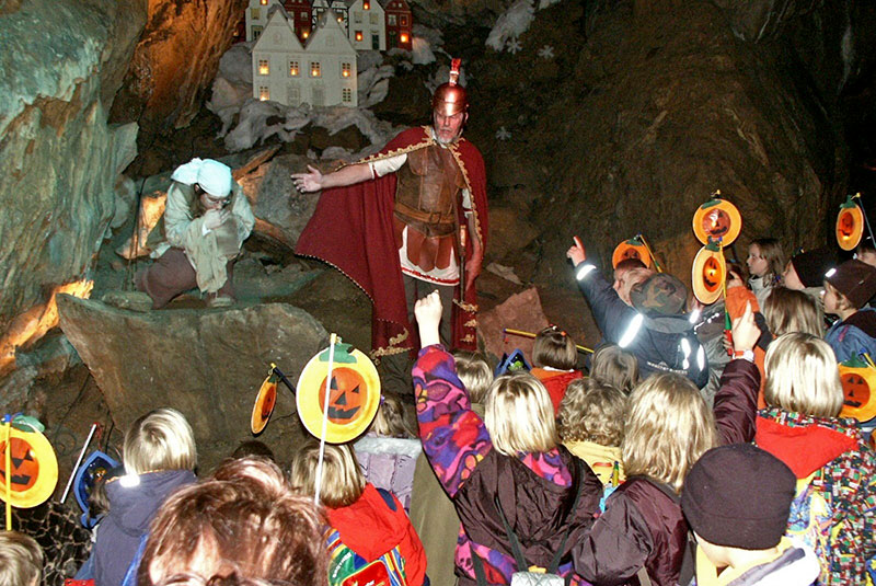 Dechenhöhle St. Martin