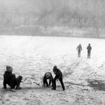 Volksgarten Winterimpressionen (1975)