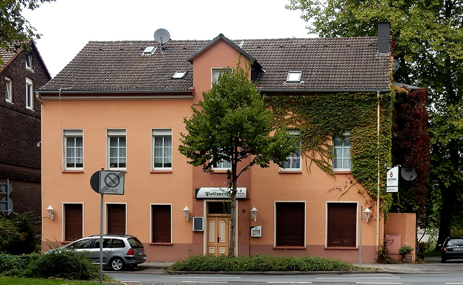 """Gaststätte Pollmeier - Veranstaltungsort der Kulturreihe """"Melange"""" - Melange, die Gesellschaft zur Förderung der Salon- und Kaffeehauskultur e.V."""